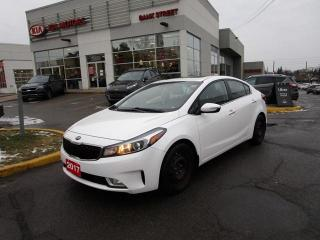 Used 2017 Kia Forte SX for sale in Gloucester, ON