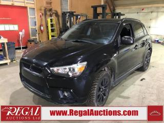 Used 2011 Mitsubishi RVR GT 4D UTILITY AT for sale in Calgary, AB