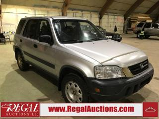 Used 1997 Honda CR-V 4D Utility for sale in Calgary, AB