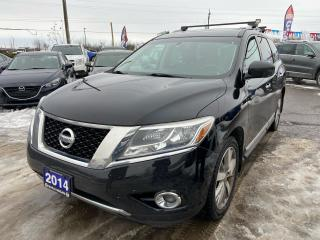 Used 2014 Nissan Pathfinder Platinum for sale in Gloucester, ON