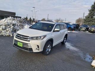 Used 2018 Toyota Highlander LIMITED  for sale in Nepean, ON