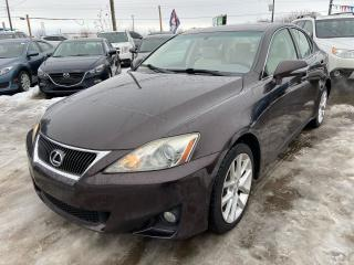 Used 2012 Lexus IS 250 PREMIUM for sale in Gloucester, ON