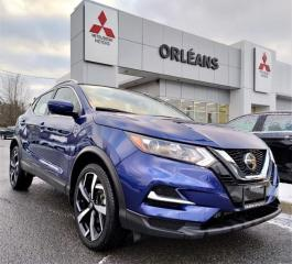 Used 2020 Nissan Qashqai SL for sale in Orléans, ON