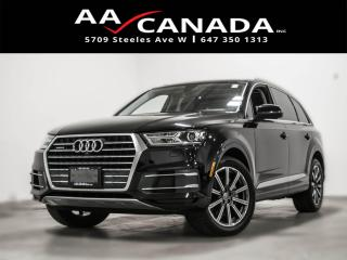 Used 2018 Audi Q7 PROGRESSIV for sale in North York, ON