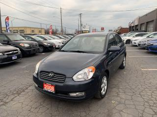 Used 2008 Hyundai Accent GLS for sale in Hamilton, ON