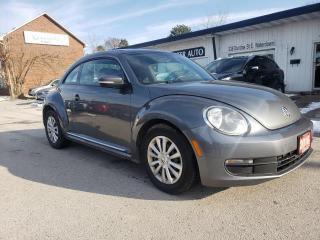 Used 2016 Volkswagen Beetle 1.8T Trendline for sale in Waterdown, ON