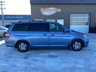 Used 2007 Honda Odyssey TOURING  W/ DVD AND for sale in Stettler, AB