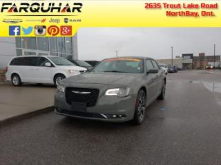 Used 2018 Chrysler 300 300S - $182 B/W for sale in North Bay, ON