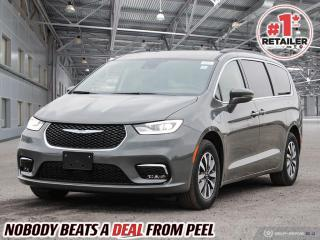 New 2021 Chrysler Pacifica Hybrid TOURING for sale in Mississauga, ON