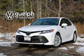 Used 2018 Toyota Camry LE | Heated Seats, Satellite Radio, Bluetooth for sale in Guelph, ON