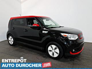 Used 2016 Kia Soul EV Luxury NAVIGATION - A/C - Caméra de Recul - CUIR for sale in Laval, QC