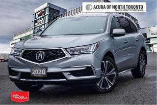 Used 2020 Acura MDX Tech Like New| Remote Start| Apple Carplay for sale in Thornhill, ON