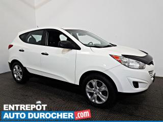 Used 2013 Hyundai Tucson GL Automatique - A/C - Sièges Chauffants for sale in Laval, QC