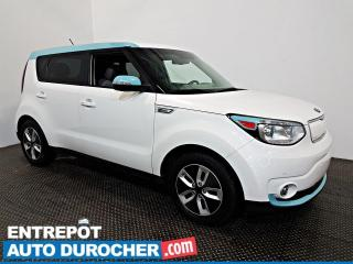 Used 2017 Kia Soul EV Luxury - Caméra de Recul - Bluetooth - Climatiseur for sale in Laval, QC