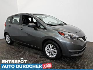 Used 2017 Nissan Versa Note SV Automatique - AIR CLIMATISÉ - Caméra de Recul for sale in Laval, QC
