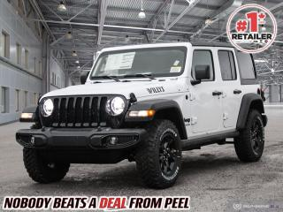 New 2021 Jeep Wrangler UNLIMITED SPORT for sale in Mississauga, ON