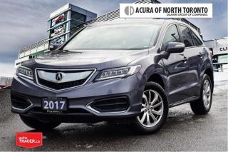Used 2017 Acura RDX Tech at No Accident| Remote Start| Navigation for sale in Thornhill, ON