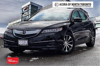 Used 2017 Acura TLX 2.4L P-AWS w/Tech Pkg LOW KM| No Accident| Remote for sale in Thornhill, ON