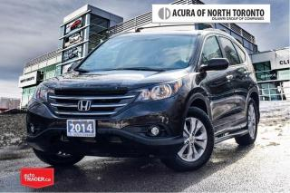 Used 2014 Honda CR-V Touring AWD No Accident| Rear Step Bar| Navigation for sale in Thornhill, ON