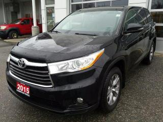 Used 2015 Toyota Highlander AWD 4dr LE for sale in North Bay, ON