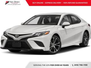 Used 2020 Toyota Camry SE for sale in Toronto, ON