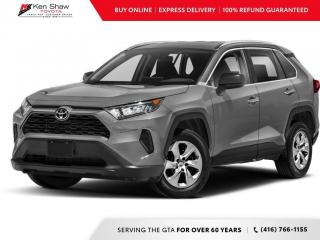Used 2021 Toyota RAV4 LE for sale in Toronto, ON