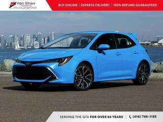 Used 2020 Toyota Corolla Hatchback for sale in Toronto, ON