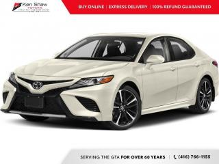 Used 2020 Toyota Camry XSE for sale in Toronto, ON