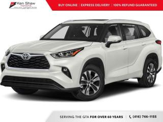 Used 2021 Toyota Highlander XLE for sale in Toronto, ON