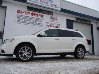 Used 2013 Dodge Journey R/T for sale in Swift Current, SK