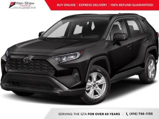 Used 2021 Toyota RAV4 XLE for sale in Toronto, ON