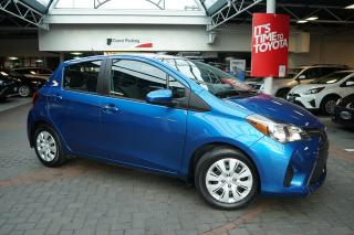 Used 2016 Toyota Yaris for sale in Vancouver, BC