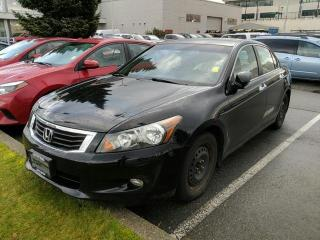 Used 2008 Honda Accord EX-L V6 Local! for sale in North Vancouver, BC