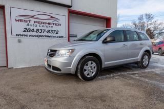 Used 2012 Dodge Journey FWD 4dr Canada Value Pkg for sale in Winnipeg, MB