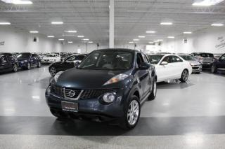 Used 2013 Nissan Juke SV NO ACCIDENTS I POWER OPTIONS I KEYLESS ENTRY I BLUETOOTH for sale in Mississauga, ON