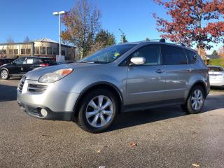 Used 2006 Subaru B9 Tribeca AWD 5dr 5-Pass Ltd Grey Int for sale in Surrey, BC