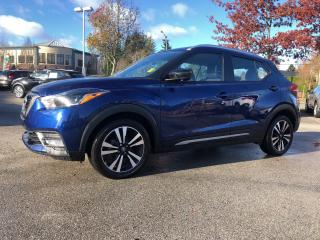 Used 2019 Nissan Kicks SR FWD for sale in Surrey, BC