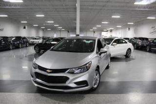 Used 2016 Chevrolet Cruze LT I REAR CAM I CARPLAY I HEATED SEATS I POWER OPTIONS I BT for sale in Mississauga, ON