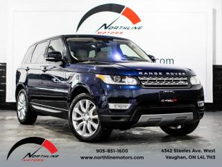 Used 2016 Land Rover Range Rover Sport Td6 HSE|Navigation|Heads Up Disp|Pano Roof|Blindspot|LDW for sale in Vaughan, ON