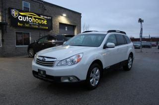 Used 2011 Subaru Outback Limited/ AWD/ MOONROOF/ LEATHER/ WAGON/ HEATED SEATS for sale in Newmarket, ON