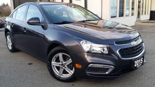 Used 2015 Chevrolet Cruze 1LT Auto - ALLOYS! BACK-UP CAM! BLUETOOTH! for sale in Kitchener, ON