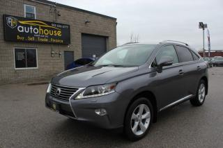 Used 2013 Lexus RX 350 AWD / LEATHER / SUNROOF / HEATED&COOLED SEATS/ WINTER RIMS! for sale in Newmarket, ON
