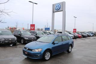 Used 2015 Volkswagen Golf Sportwagen 2.0L TDI Trendline for sale in Whitby, ON