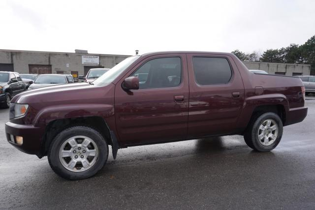 2010 Honda Ridgeline RTL 4WD CAMERA BLUETOOTH CERTIFIED 2YR WARRANTY CRUISE ALLOYS BED COVER AUX POWER OPTIONS