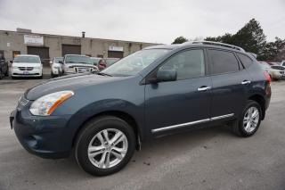 Used 2012 Nissan Rogue SV CAMERA BLUETOOTH CERTIFIED 2YR WARRANTY *FREE ACCIDENT* HEATED ALLOYS for sale in Milton, ON