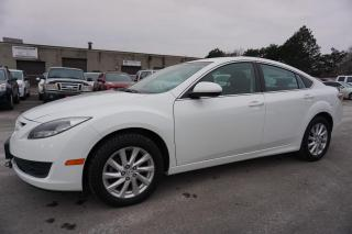 Used 2011 Mazda MAZDA6 TOURING CERTIFIED 2YR WARRANTY *MAZDA SERVICE* BLUETOOTH ALLOYS CRUISE for sale in Milton, ON