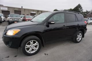 Used 2010 Toyota RAV4 4WD CERTIFIED 2YR WARRANTY *1 OWNER*FREE ACCIDENT* CRUISE ALLOYS for sale in Milton, ON