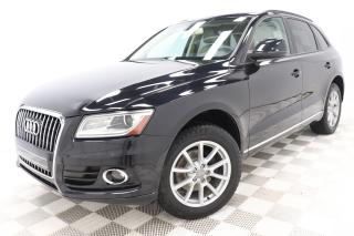 Used 2013 Audi Q5 2.0T QUATTRO *CRUIR/LEATHER *MAGS *HITCH for sale in Saint-Hubert, QC