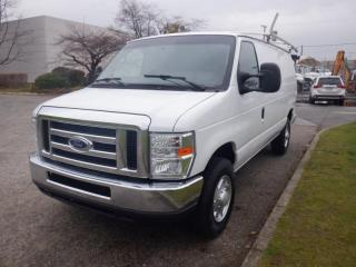 Used 2014 Ford Econoline E-350 Cargo Van Rear Shelving Ladder Rack for sale in Burnaby, BC