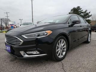 Used 2017 Ford Fusion SE | Navigation | Heated Seats | Remote Start for sale in Essex, ON